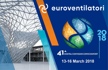Euroventilatori International - Expocomfort 2018 Milano